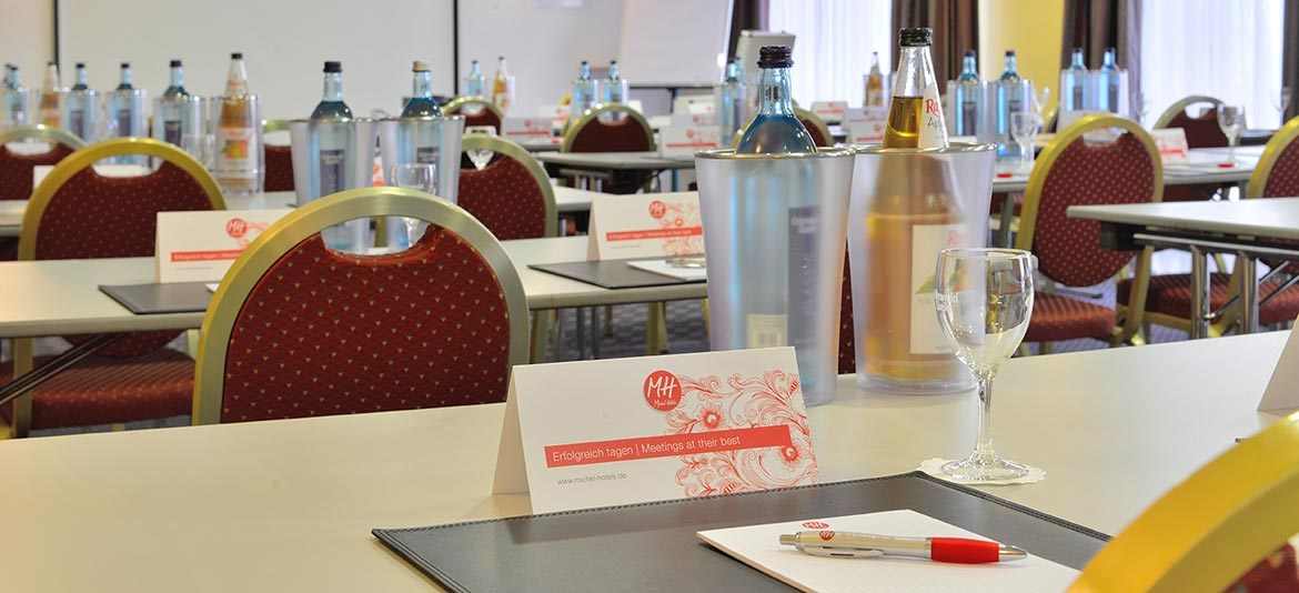 Meeting and Events Michelhotel